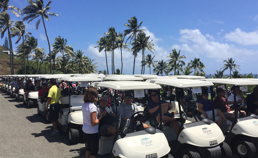 Hoola Na Pua sex trafficking in Hawaii Golf Tournament