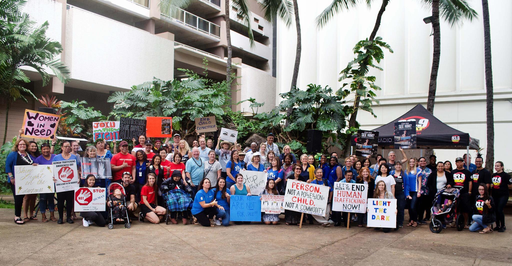 Hoʻōla Nā Pua: Stop Sex Trafficking of Girls In Hawaii & US